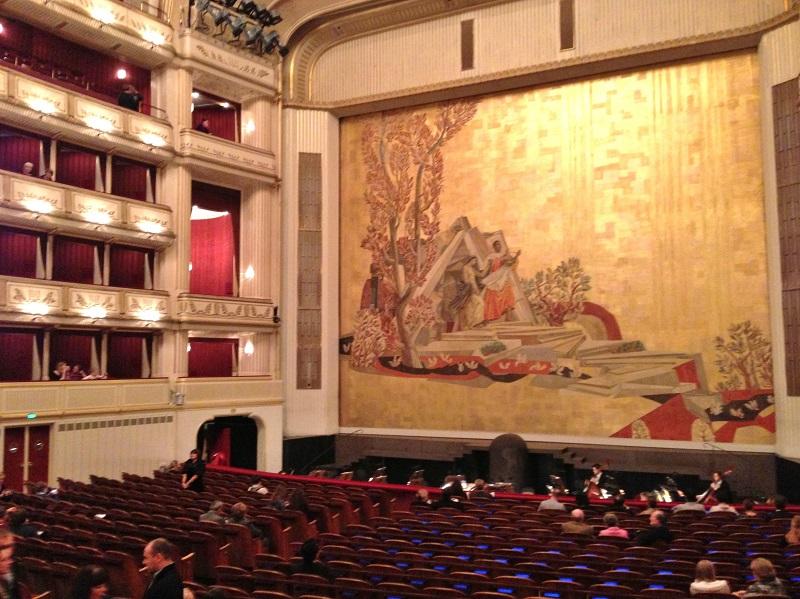 ウィーン国立オペラ座「シュターツオーパー」で良い席はどこか?