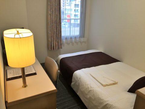 新大阪サニーストンホテル宿泊レビュー!