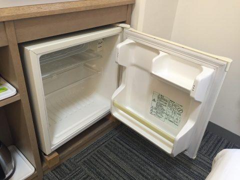 新大阪サニーストンホテル 冷蔵庫