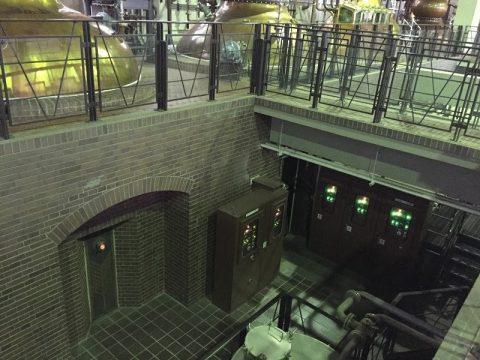 サントリー山崎蒸留所 工場見学ツアー