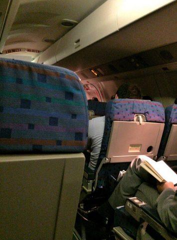 JAC但馬~伊丹SAAB340B搭乗記!