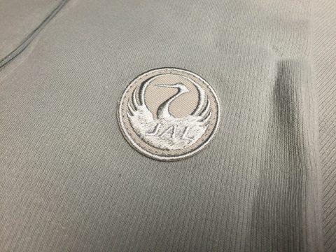 JALファーストクラスのリラクシングウェアを着てみた