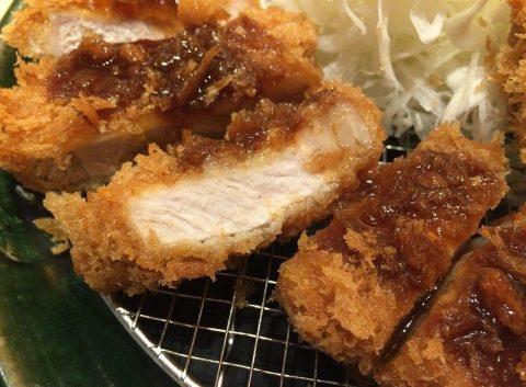 羽田 国際線Tレストラン「かつ仙」食レポ!