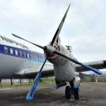 コウノトリ但馬空港から大阪伊丹へ!プロペラ機展示とアクセス