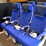 薄っぺらい…ANA新型A320neoエコノミークラスシートのコストカット