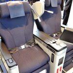 ANA新型ビジネスクラスA320neoのシートを体験!