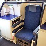 ANAビジネスクラス777-300ERシートはJALに勝てない?長距離路線スタッガードシートを体験