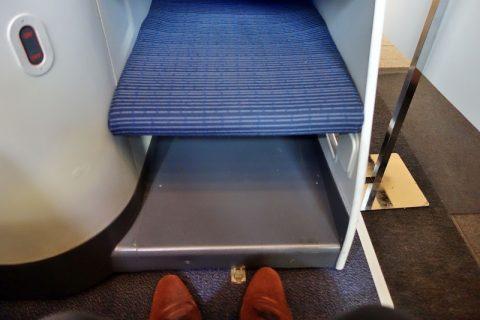ANAビジネスクラス777-300ERシートは安っぽい?