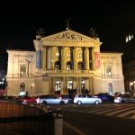 改修工事中→プラハ国立歌劇場The State Operaはこんな所!