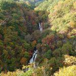 日光の紅葉11月初旬の色づき状況は?六方沢橋と霧降の滝の見頃を知る