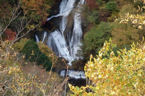 日光の紅葉11月初旬の色づき状況は?六方沢橋と霧降の滝の見頃