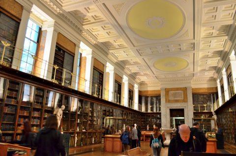ロンドン【大英博物館】は入場無料!生々しいミイラの展示を見る