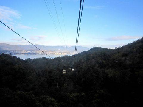 広島県・宮島「弥山」で雲海は見られるか?標高535mからの感動的な眺め