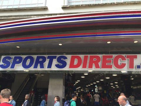 意外と安かった!ロンドンのNIKEとSPORTS DIRECT