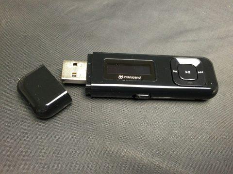 USENを解約したいと言ったら貰えた音楽プレーヤーTranscend-MP330の実力や如何に?
