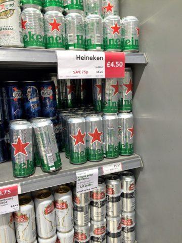 TESCOよりもWaitroseがおススメ!ロンドンのスーパーは大型SCに行くべし!