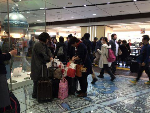 東京駅グランスタで手土産にピッタリ!新発売「キャラメルかりんとう」