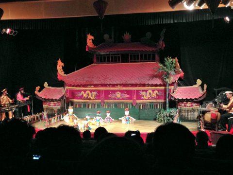 ベトナム・ホーチミン「ロンヴァン水上人形劇場」観賞チケットは当日でOK!
