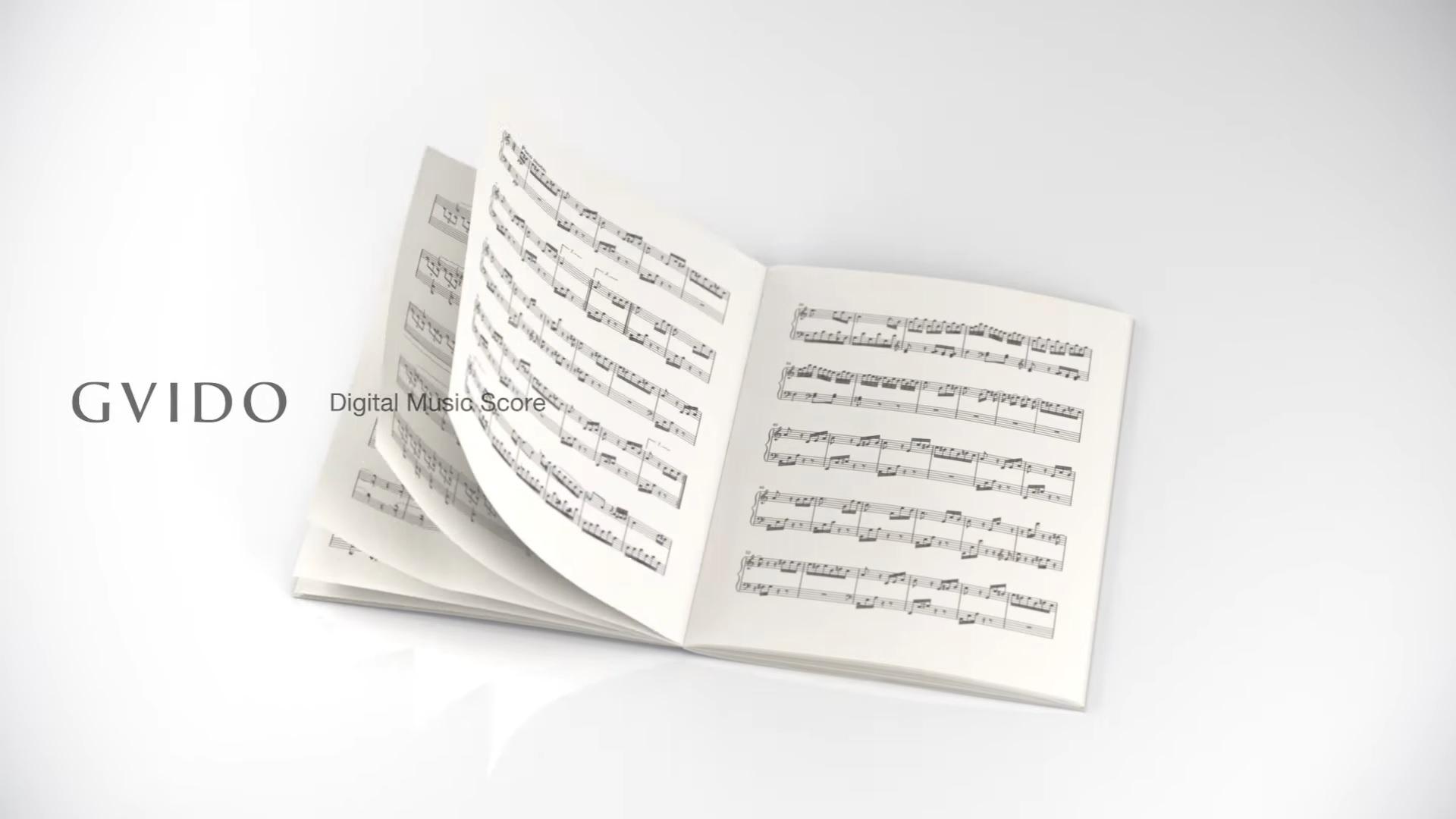 電子楽譜GVIDOは買い?メリットとデメリットを考える