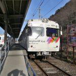【松本電鉄】上高地線で新島々へ!ローカル線終着駅には何がある?