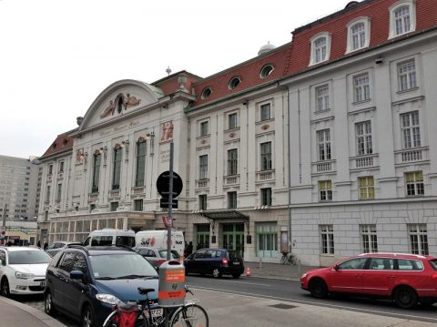 ウィーン コンチェルトハウスでバレンボイム