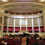 コンチェルトハウスの座席と見え方‐ウィーンでもう一つのコンサートホール