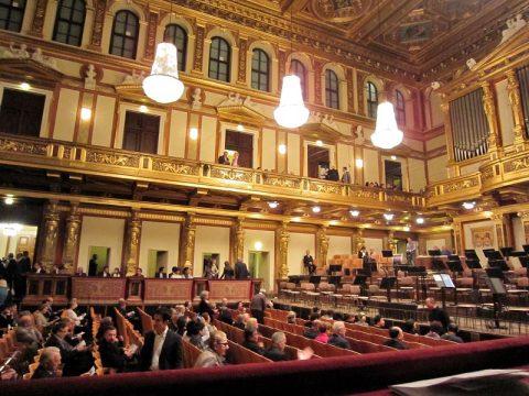 いつかはウィーンで!学友協会のウィーンフィル・ニューイヤーコンサート
