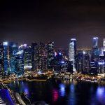 マリーナベイサンズからの夜景が最も美しい時間帯は?シンガポールのサンズ・スカイパークへ!