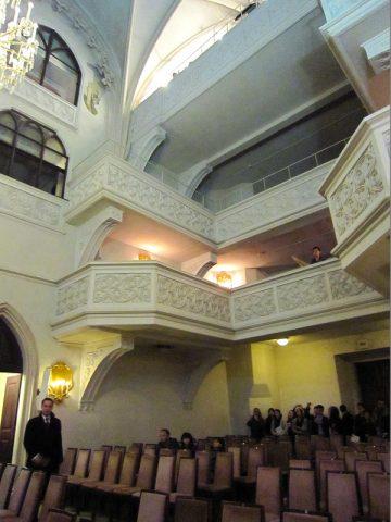 王宮礼拝堂の日曜ミサで聴くウィーン少年合唱団の歌声