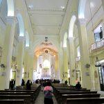 聖ドミニコ教会とセナド広場‐マカオで見る西洋建築の印象