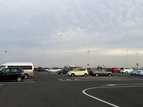 広くても混雑!? 茨城空港の駐車場事情を見る