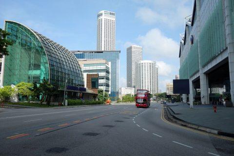 シンガポールの天気と気温。今年はそんなに暑くなかった!