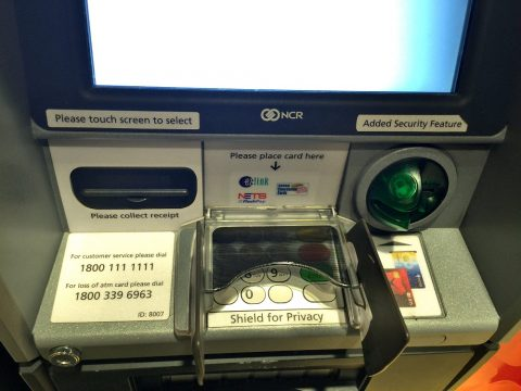 シンガポールドルへの両替はココで!チャンギ空港ATMの場所と両替所のレート