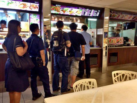 安くて美味い!チャンギ空港の地下にある従業員食堂へ行ってみた!