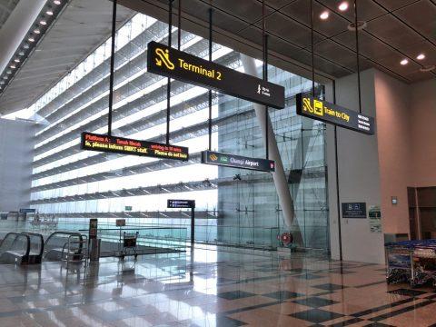 ez-linkカード購入はチャンギ空港MRT窓口で!標準チケットとどちらがお得か?