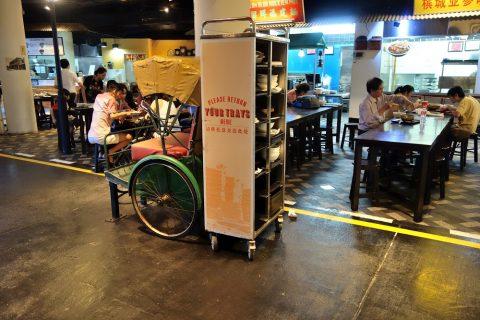 MALAYSIAN FOOD STREETで食べたクレイポット・チキンライスの味