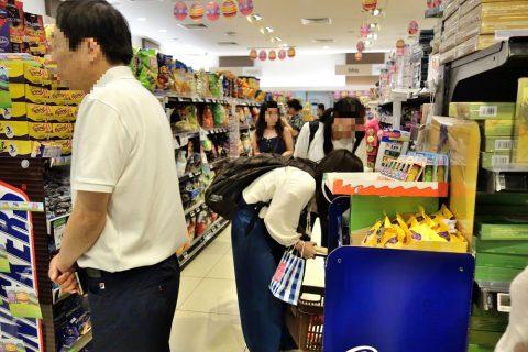 マリーナベイサンズのスーパーCold-Storageで見る日本人