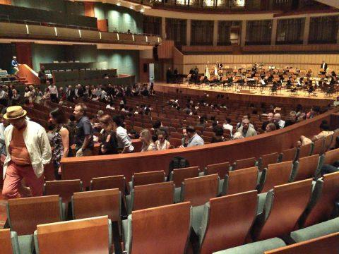 シンガポール交響楽団/エスプラネードコンサートホール鑑賞レポート