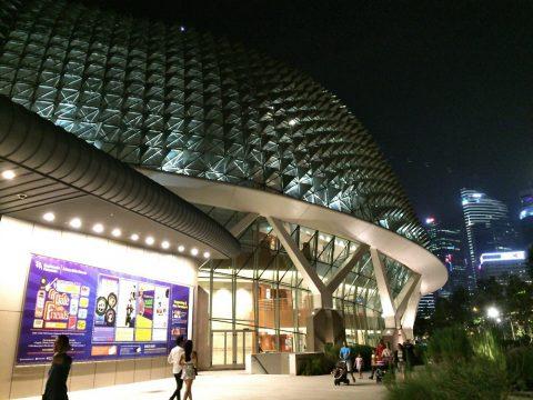 シンガポール交響楽団のコンサート