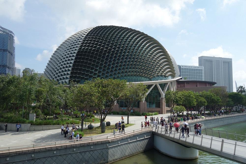 シンガポール交響楽団/エスプラネードコンサートホール