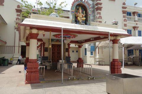 スリ・マリアマン寺院(シンガポール)の独立したお堂