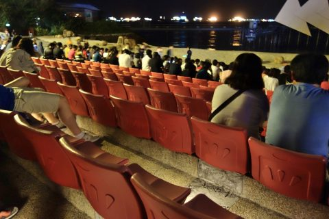 ウィングス・オブ・タイム‐プレミアムシートに後から座る
