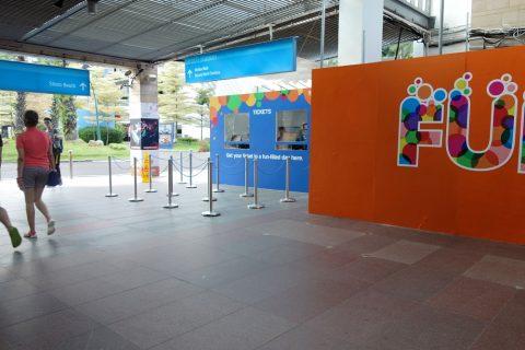 シンガポールWings Of Timeチケットの購入場所