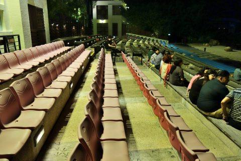 ウィングス・オブ・タイム‐プレミアムシートの座席