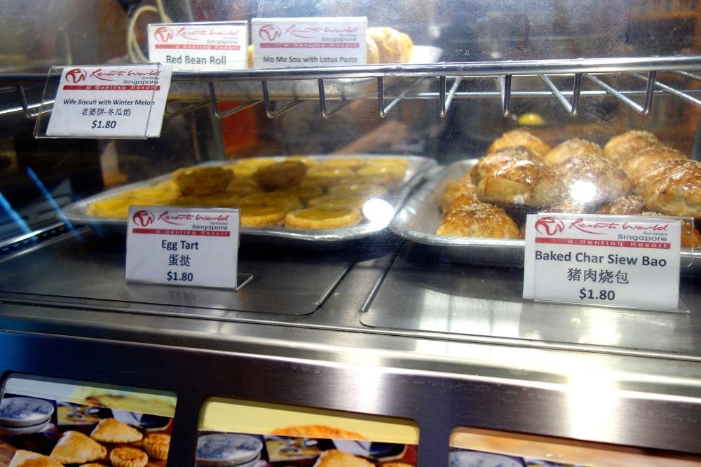 鳳凰餅家のエッグタルト‐100年以上の歴史を持つその味やいかに?