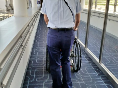 JAL車椅子サービス