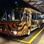 シンガポール【ナイトサファリ】お得なトラムの乗り方!