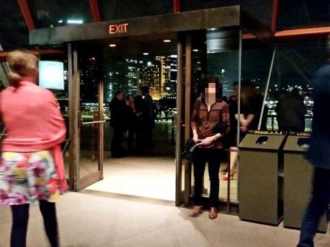 シドニーオペラハウスで夜景が臨めるところ