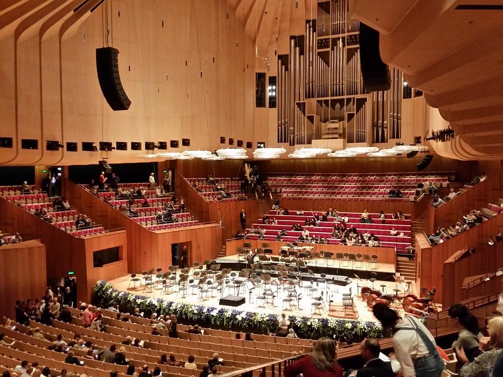 シドニーオペラハウス鑑賞記!座席や服装なども詳しくレポート!