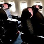 JAL国際線機材クラスJ・ビジネスクラスシート搭乗記!SKYRECLINER